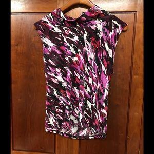 Tahari woman's blouse